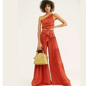 Free People FP One Maggie One Shoulder Set